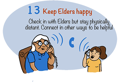 Keep Elders happy
