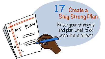 Create a Stay Strong Plan