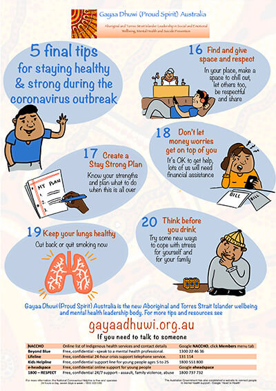5 tips for staying healthy & strong during the coronavirus outbreak (fourth 5 tips)