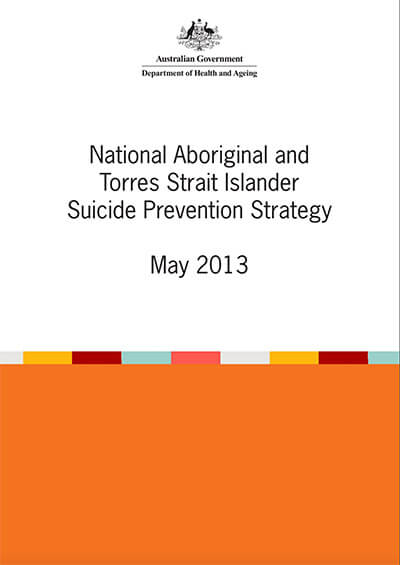National Aboriginal and Torres Strait Islander suicide prevention strategy)