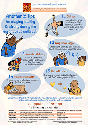 5 tips for staying healthy & strong during the coronavirus outbreak (third 5 tips)